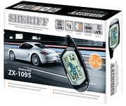 Продажа,  установка сигнализации Sheriff в авто Одесса