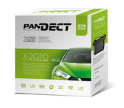 Установка,  продажа сигнализации Pandect в авто (Одесса)